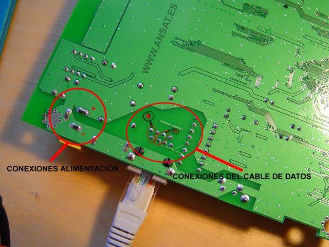 Detalle placa Dlink 900+